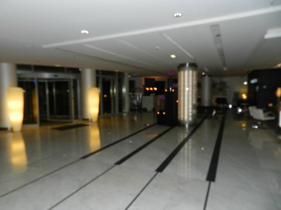 Sofitel Luxembourg Le Grand Ducal: lobby