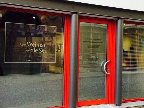 Galerie Von Weimar an die See