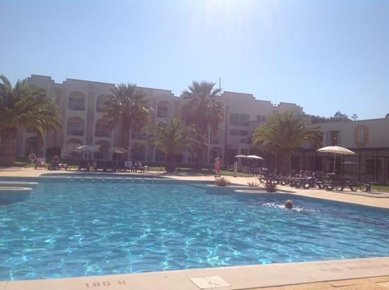 Vila Galé Praia: Sunbed View