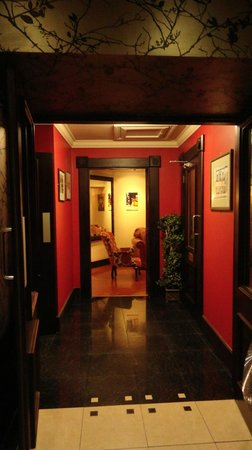 Murphy's Guesthouse: Hallway