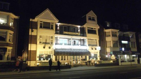 The Sun Hotel: Ideal spot!