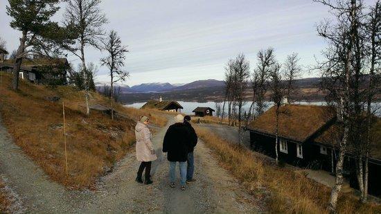 Storefjell Resort Hotel: Mange fine turmuligheter