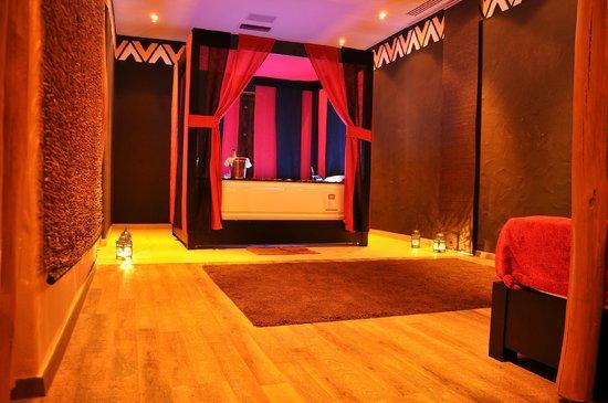 Bambara Hotel: Kanaga Love room