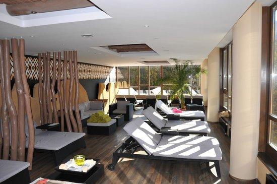 Bambara Hotel : Szahel wellnes
