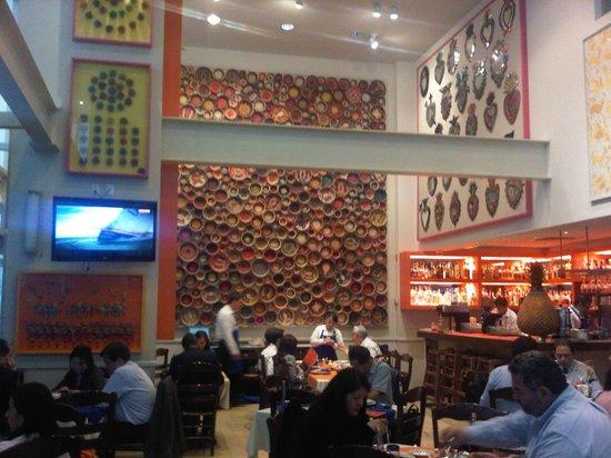 El Bajío: restaurante2