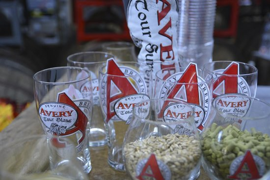 Avery Brewing Company: Retail