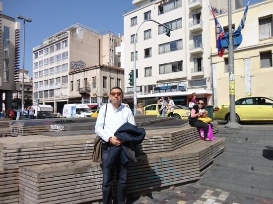 Chic Hotel: Monastiraki Square