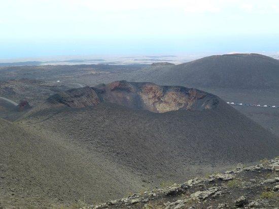 Blackstone Treks & Tours: Volcano in Timanfaya