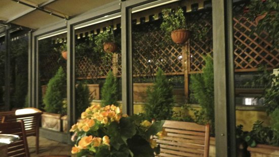 Residenza Cellini: 5th floor outdoor balcony