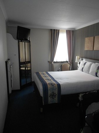 Holiday Inn Glasgow City Centre Theatreland: Standard Double Room
