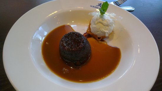 Holiday Inn Glasgow City Centre Theatreland: Sticky Toffee Pudding