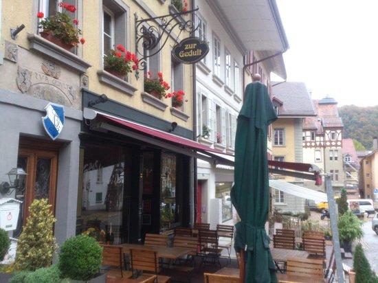 Burgdorf - Cafe-Bar zur Gedult
