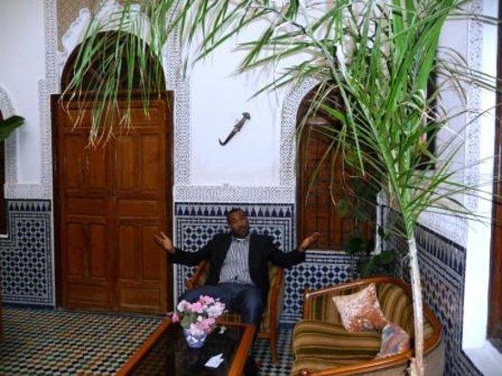 Dar tahrya : il patio