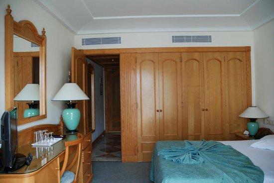 Hotel Riu Palace Meloneras Resort: chambre