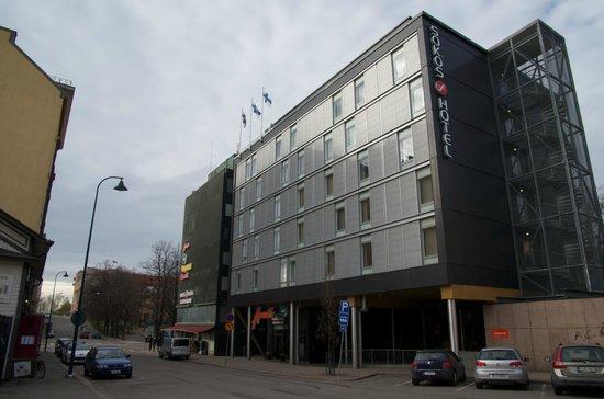 Original Sokos Hotel Seurahuone: L'extérieur