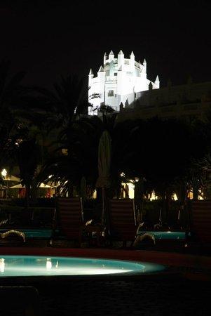 Hotel Riu Palace Meloneras Resort: jardin