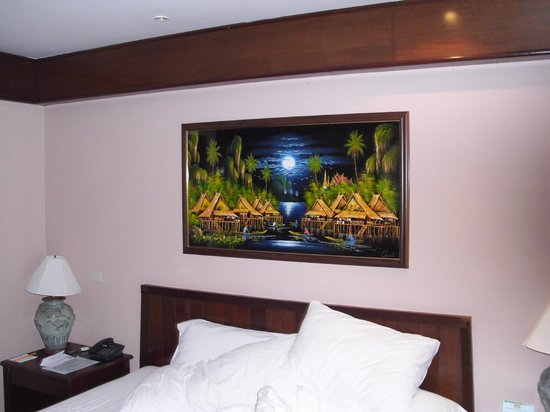 Karon Sea Sands Resort & Spa: Zimmer