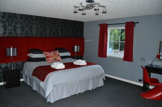 Dionard Guest House: Habitación