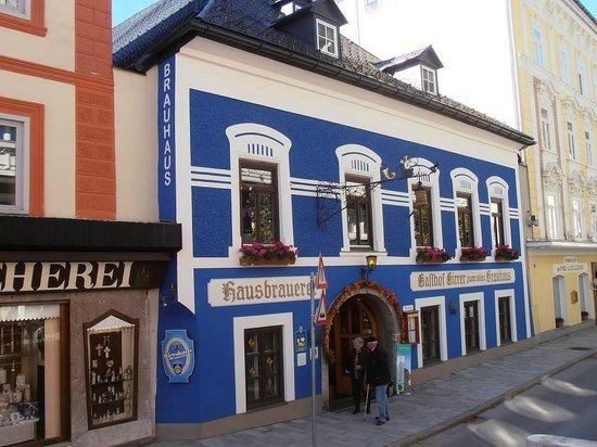 Brauhaus Mariazell: Restaurant