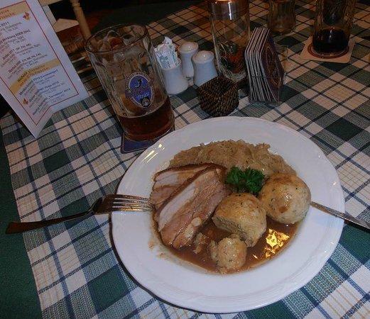 Brauhaus Mariazell: Food