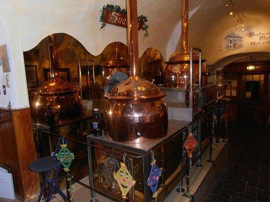 Brauhaus Mariazell: Brewery