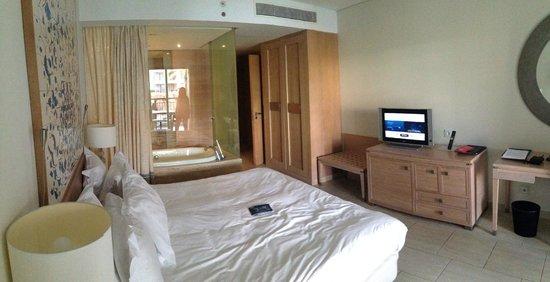 Hilton Vilamoura As Cascatas Golf Resort & Spa : Bedroom