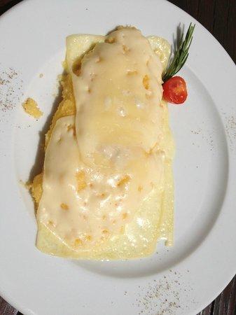 Baita Sofie : polenta