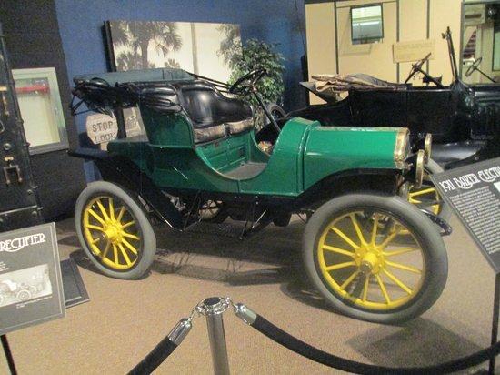 Museum of Florida History: exhibit inside museum