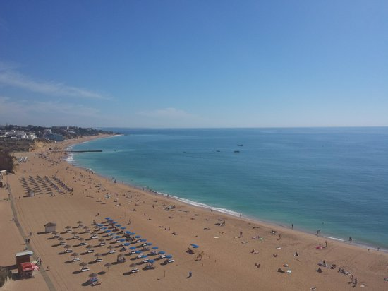 Rocamar Exclusive Hotel & Spa: view from room 406