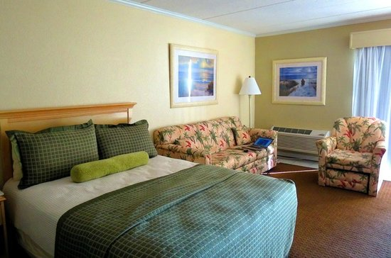 Surf Side Hotel: Bedroom