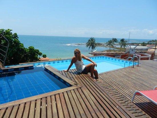 Hotel Pousada Ilha da Saudade: Pool