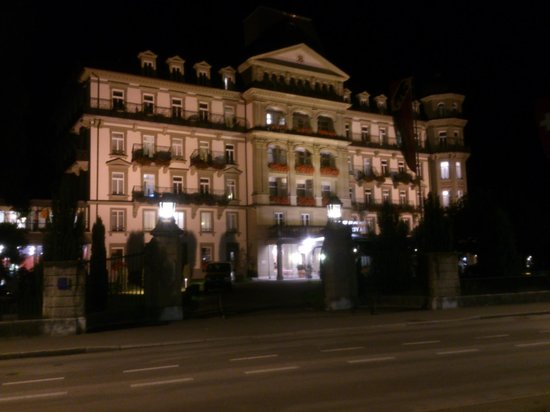 Interlaken - Lindner Grand Hotel Beau Rivage