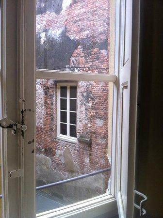 Bed & Breakfast La Romea: De la fenêtre