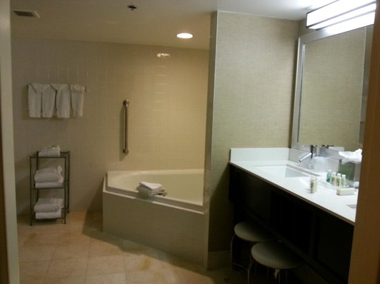 Holiday Inn Baltimore-Inner Harbor: HGTV at it's best.