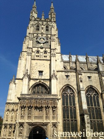 A-of Canterbury Cathedral Canterbury Cathedral - Foto di Canterbury Cathedral, Canterbury ...