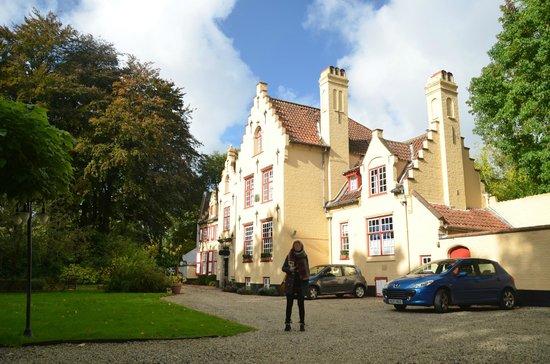 Hotel Egmond : Exterior