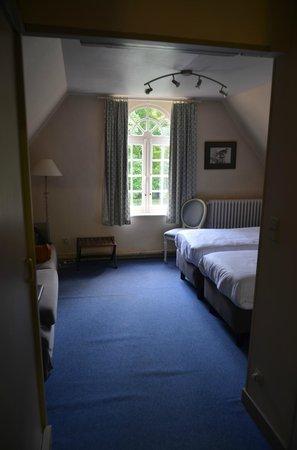 Hotel Egmond : Habitación