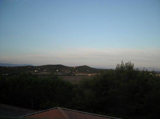 Hotel Galman: Vista panoramica 1