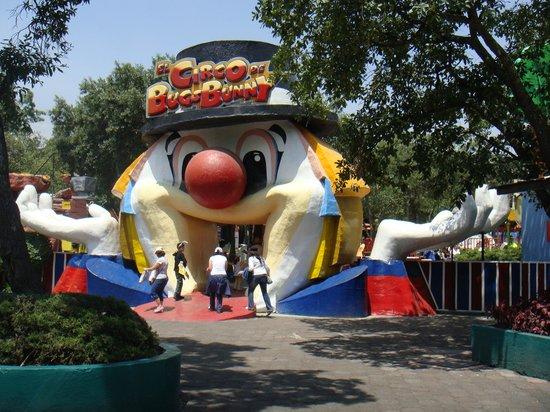 Six Flags Mexico : área infantil
