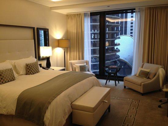 The Langham, Chicago: Bedroom