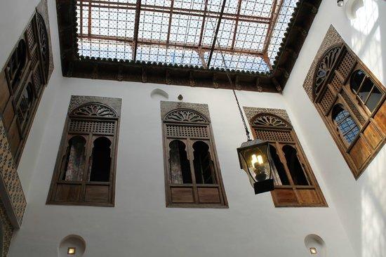 Riad Dar Hanae: Courtyard