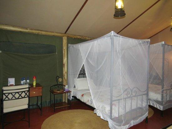 Kirurumu Manyara Lodge : Chambre