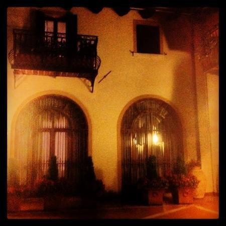 Villa Margherita Hotel: дворик
