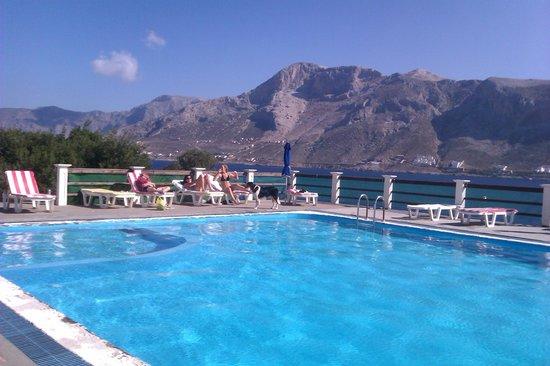 Hotel Porto Potha : pool