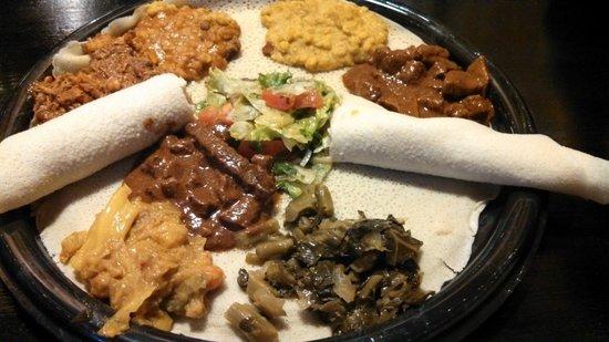 Gojo Ethiopian Cuisine and Deli