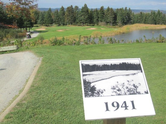 Highlands Links Golf Course : A Look Back In Time