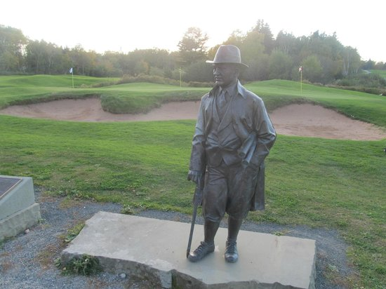 Highlands Links Golf Course : Stanley Thompson