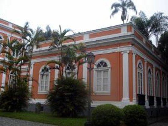 Casa da Princesa Isabel: Jardim