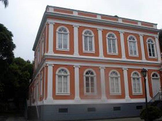 Casa da Princesa Isabel: Fachada