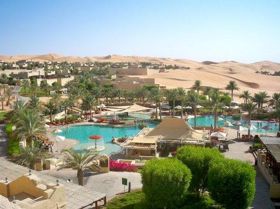 Qasr Al Sarab Desert Resort by Anantara : Vu de la chambre